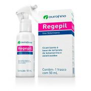 Cicatrizante OuroFino Regepil 50 ml
