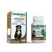 Condroton Vetnil 1000 mg - 10 a 25 kg com 60 Comprimidos