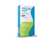 MELLIS VET 4MG 10 COMP