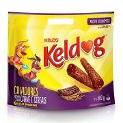 Palitinho Keldog Cães Raças Pequenas Carnes e Cereais - 500g