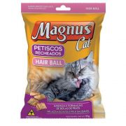 Petisco Recheado Magnus Cat Hair Ball para Gatos - 30g