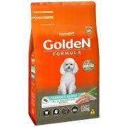 Ração Golden Cães Adultos Frango Arroz Mini Bits 1kg