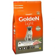 Ração Golden Cães Adultos Light Mini Bits Frango Arroz 1kg