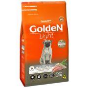 Ração Golden Cães Adultos Light Mini Bits Frango Arroz 3kg
