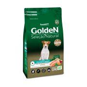 Ração Golden Seleção Natural para Cães Adultos de Raças Pequenas Mini Bits 1kg