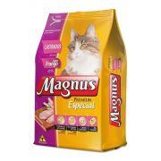 Ração Magnus Premium especial sabor Frango para Gatos Castrados 1kg