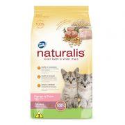 Ração Naturalis Gatos Filhotes sabor Peixe e Frango 1kg