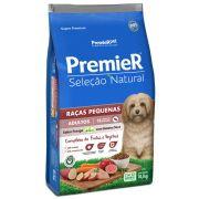 Ração Premier Cães Adulto Seleção Natural Sabor Frango Korin com Batata Doce 10kg
