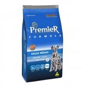 Premier Cães Adultos Raças Médias sabor Frango 15kg