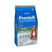 Ração Premier Cães Raças específicas Pitbull Adultos Sabor Frango 12kg