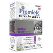 Ração Premier Gatos Adultos Nutrição Clínica Renal 1,5kg