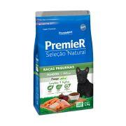 Ração Premier Seleção Natural para Cães Filhotes Raças Pequenas Frango Korin 2,5kg