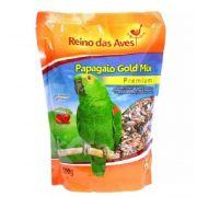 Ração Premium Para Periquito Gold Mix - 500g
