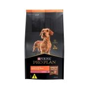 Ração Pro Plan Nestlé Purina para Cães Adultos Raças Pequenas Sensitive sabor Salmão e Arroz 2kg