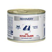 Ração Royal Canin Lata Cães e Gatos Veterinary Diet Recovery 195g