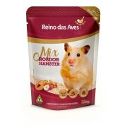 Reino das Aves Roedores Hamster 500g