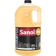 Shampoo Para Cães Sanol Neutro 5 Litros