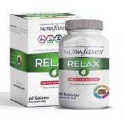 Suplemento Alimentar Nutrafases Relax - 60 Tabletes