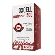Suplemento Alimentar Oxcell 500 com 30 Cápsulas