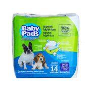 Tapete Higiênico Petix Baby Pads Para Cães 14 Unidades