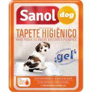 Tapete Higiênico Sanol Dog Com 7 Unidades - 60x80cm