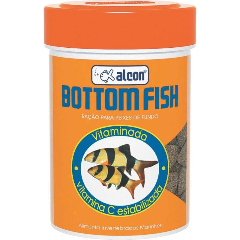 ALCON BOTTON FISH 150GR