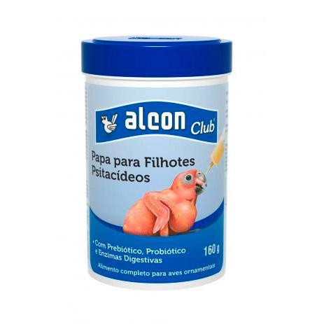 ALCON CLUB PAPA PPSITACIDEOS 160G
