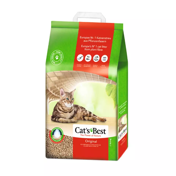 AREIA CATS BEST OKO PLUS 8.6KG