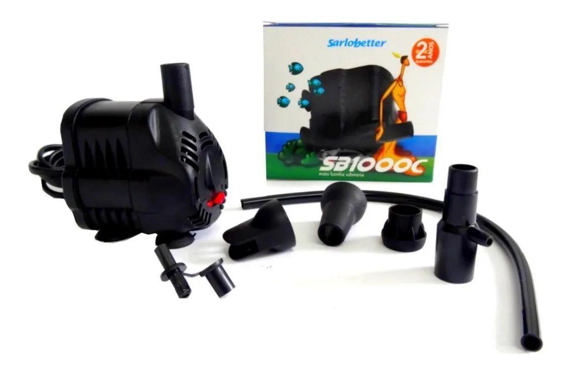 Bomba Submersa Sarlo Better SB 1000c 110v - 400 A 1000 l/h