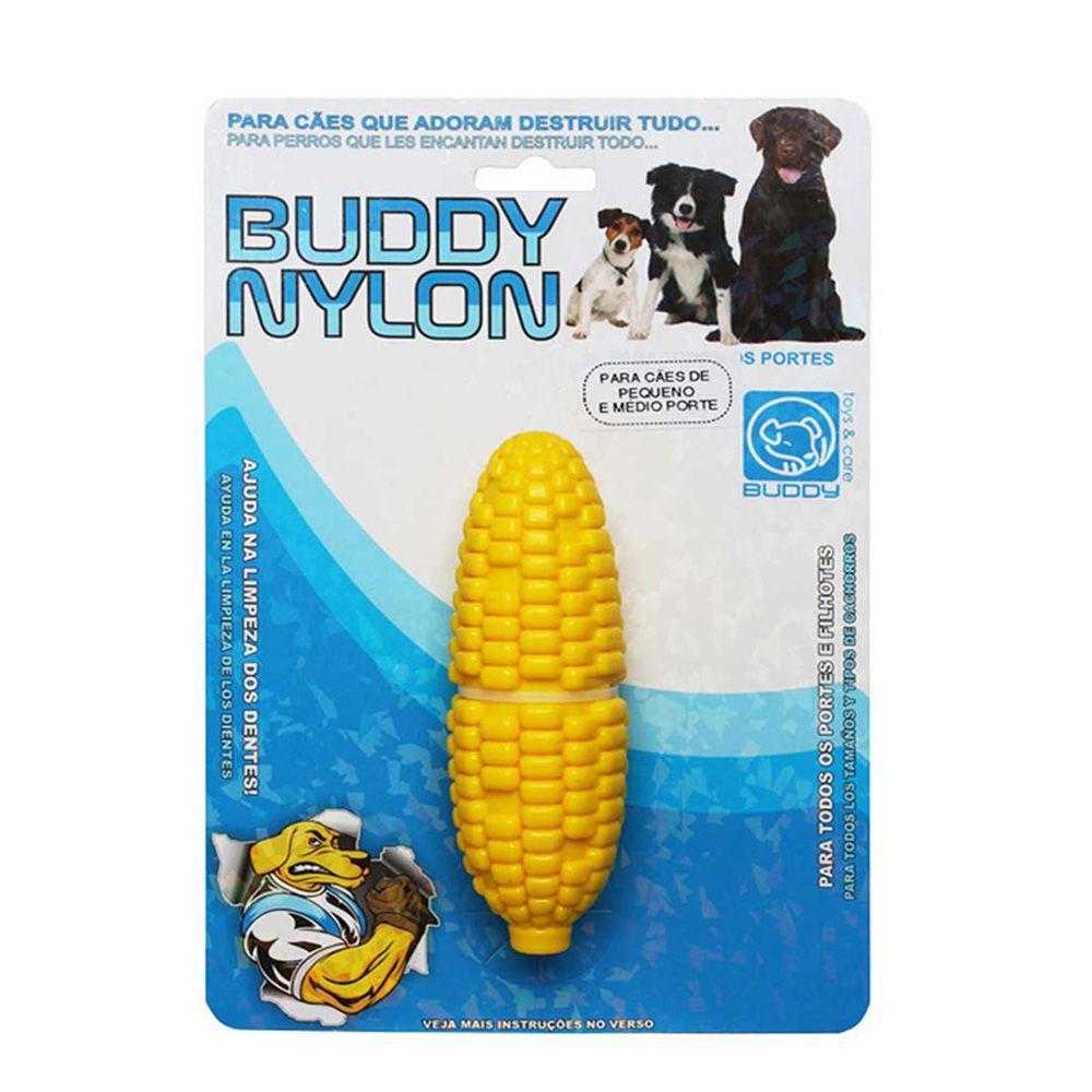 Brinquedo Buddy Flexível Para Cães Milho Toys Flex