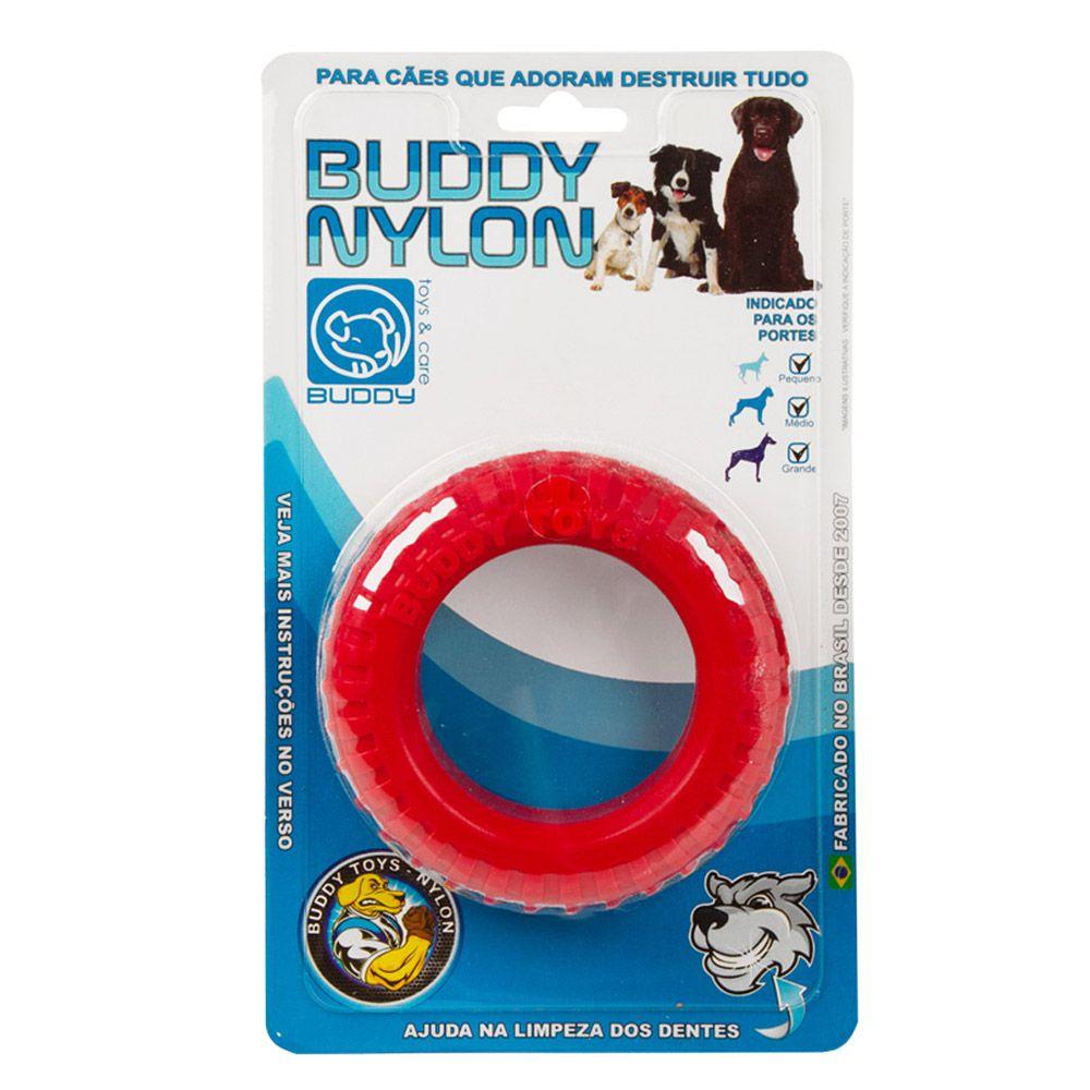 Brinquedo Buddy Toys Pneu Nylon
