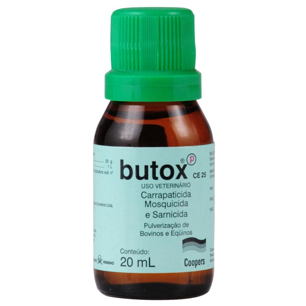 Carrapaticida Butox CE-25 20ml Coopers