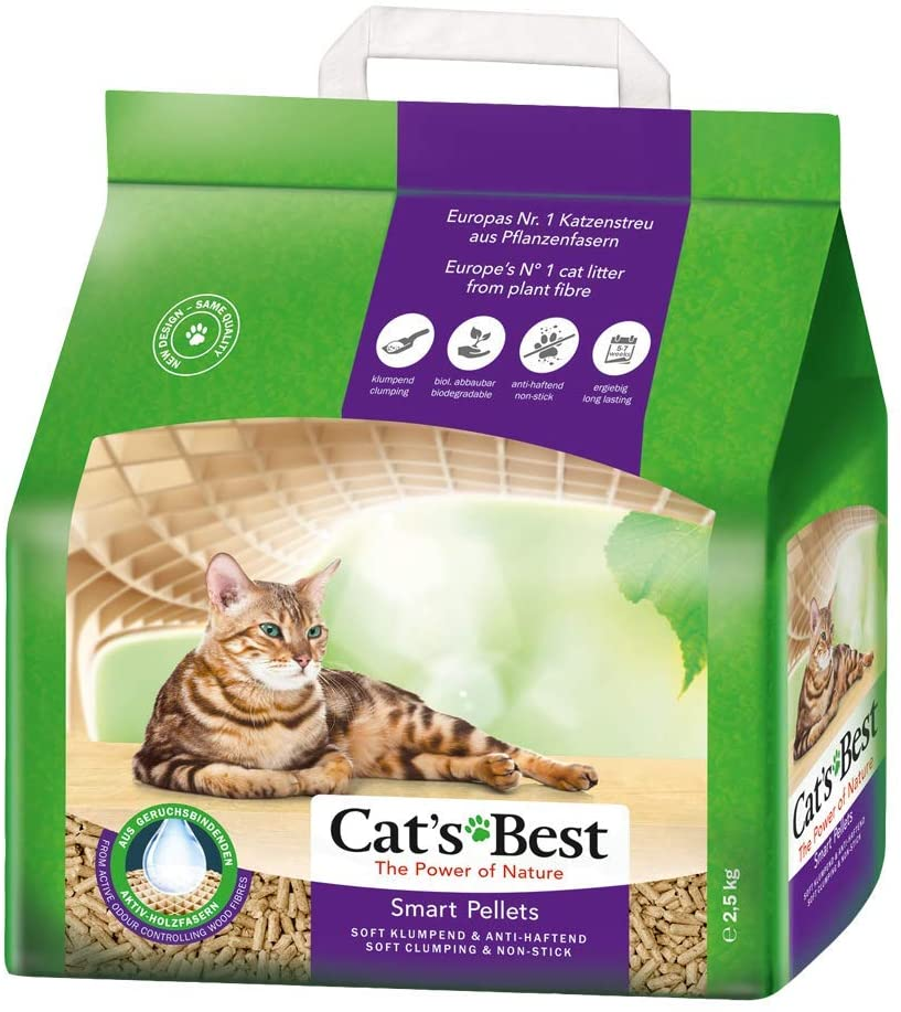 CATS BEST NATURE GOLD 2.5KG