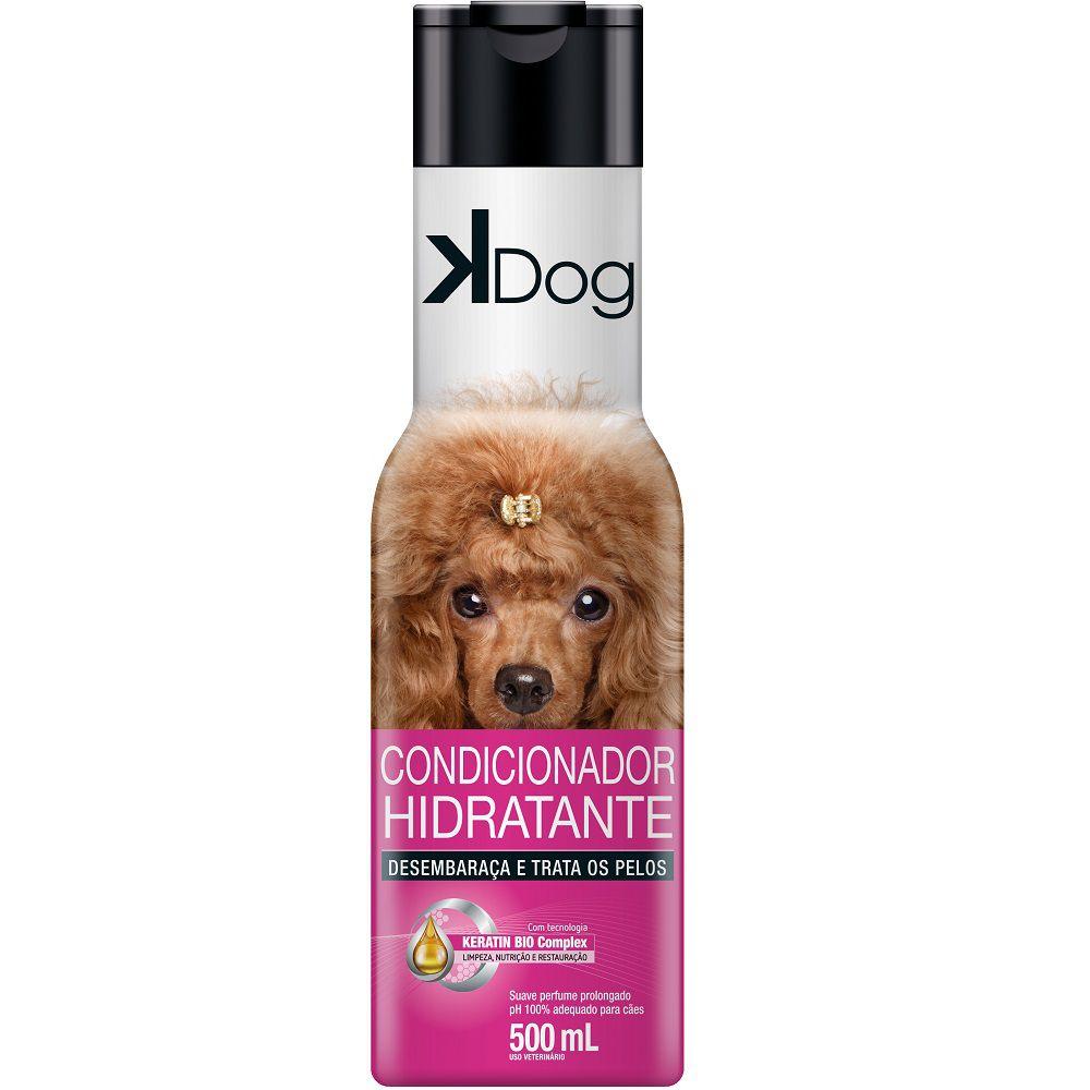 Condicionador Hidratante K-Dog para Cães 500ml