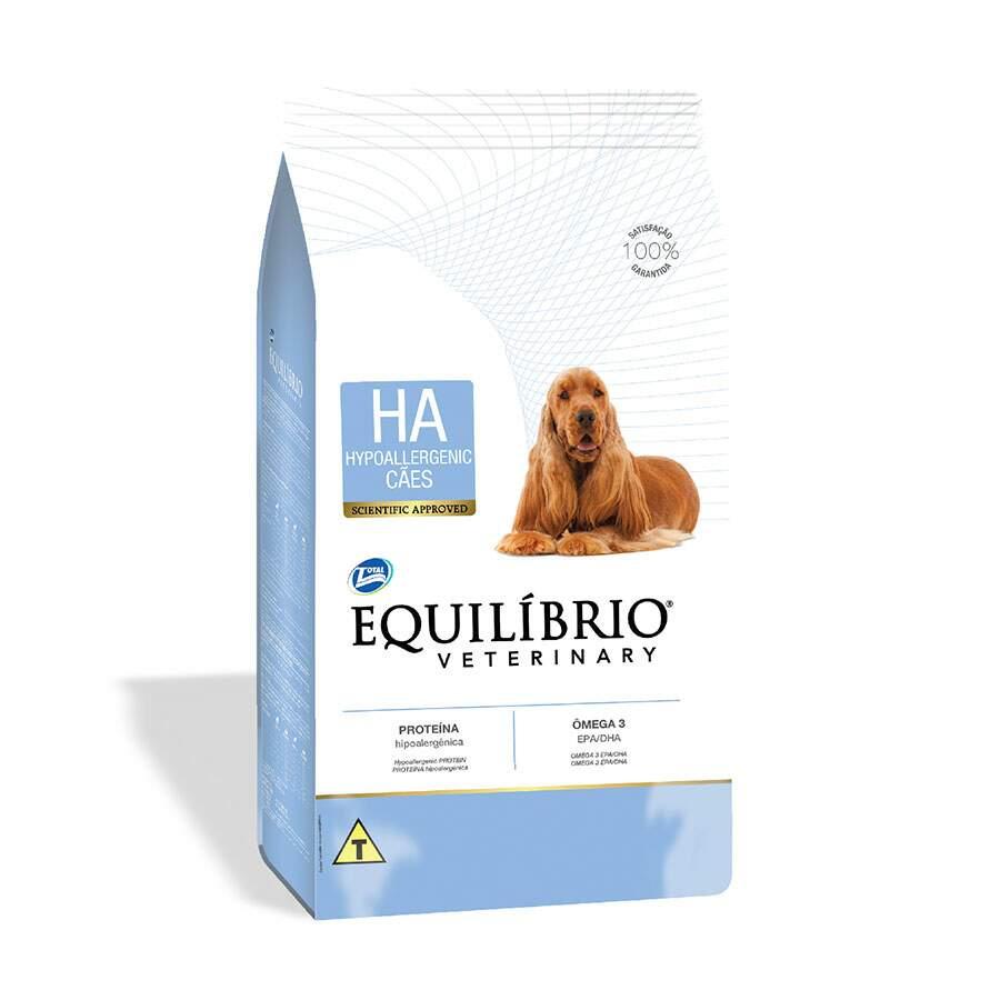 EQUILIBRIO VET DOG HYPOALLERGENIC 7.5KG
