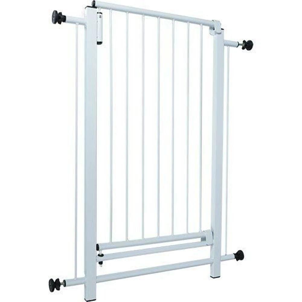 Grade Portão De Segurança para Crianças/Pets 70x86cm Door Dog