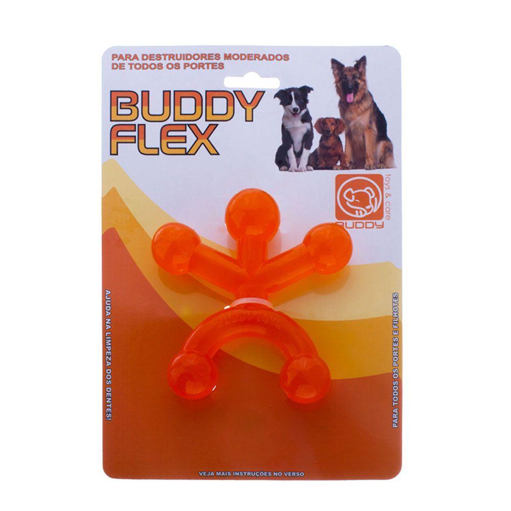 Mordedor Para Cachorro Boneco Flex Buddy Toys