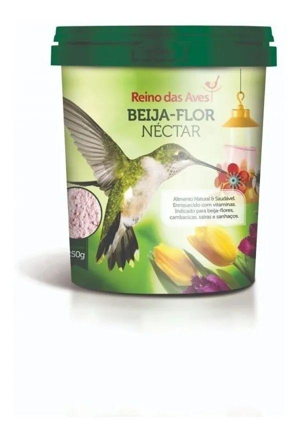 Néctar Para Beija-Flor Reino das Aves 250 g