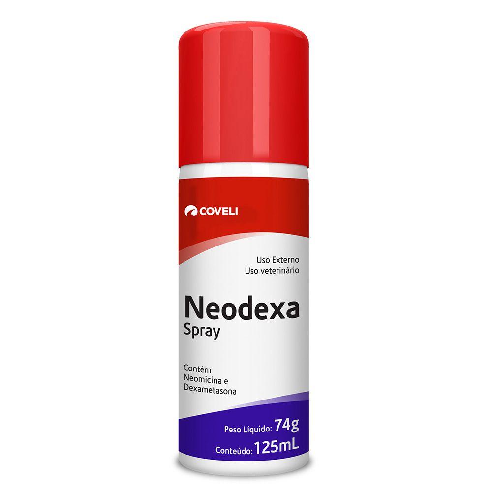 Neodexa Spray Coveli Fungicida 74g - 125ml