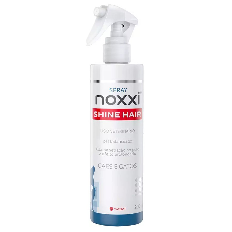 NOXXI SHINE HAIR SPRAY 200ML