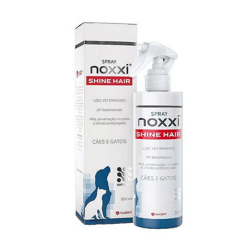 NOXXI SHINE HAIR SPRAY 200ML
