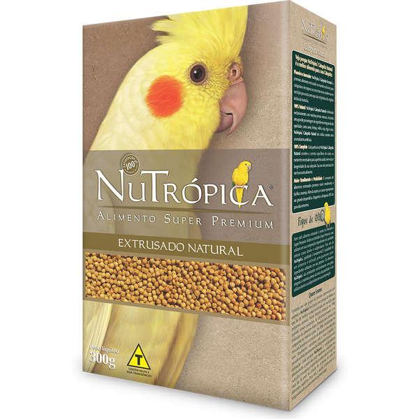NUTROPICA CALOPSITA NATURAL 300G