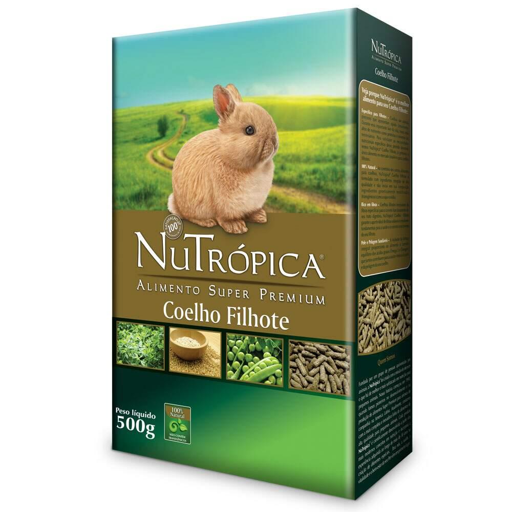 NUTROPICA COELHO FILHOTES 1.5KG
