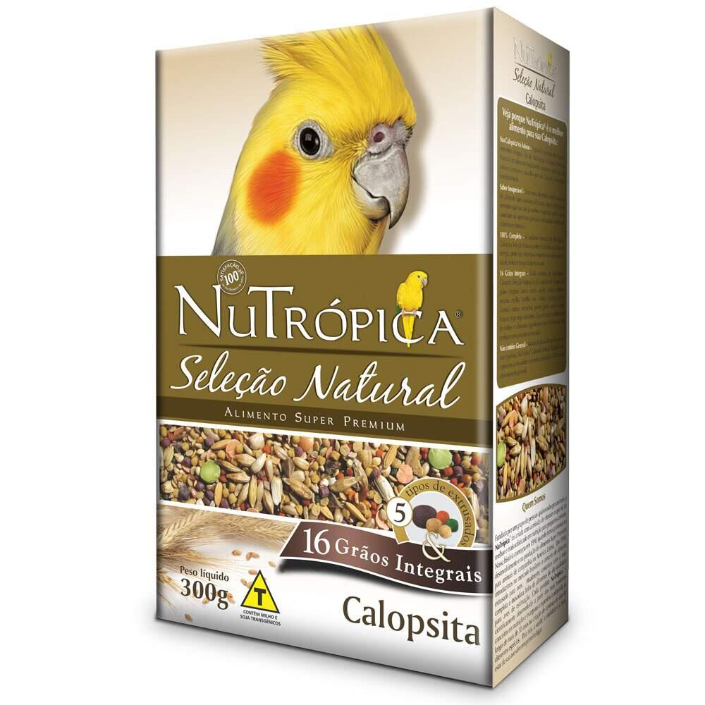 NUTROPICA SEL NATURAL CALOPSITA 300G