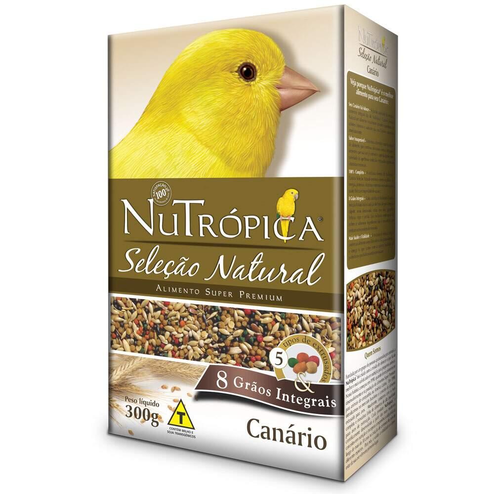 NUTROPICA SEL NATURAL CANARIO 300G