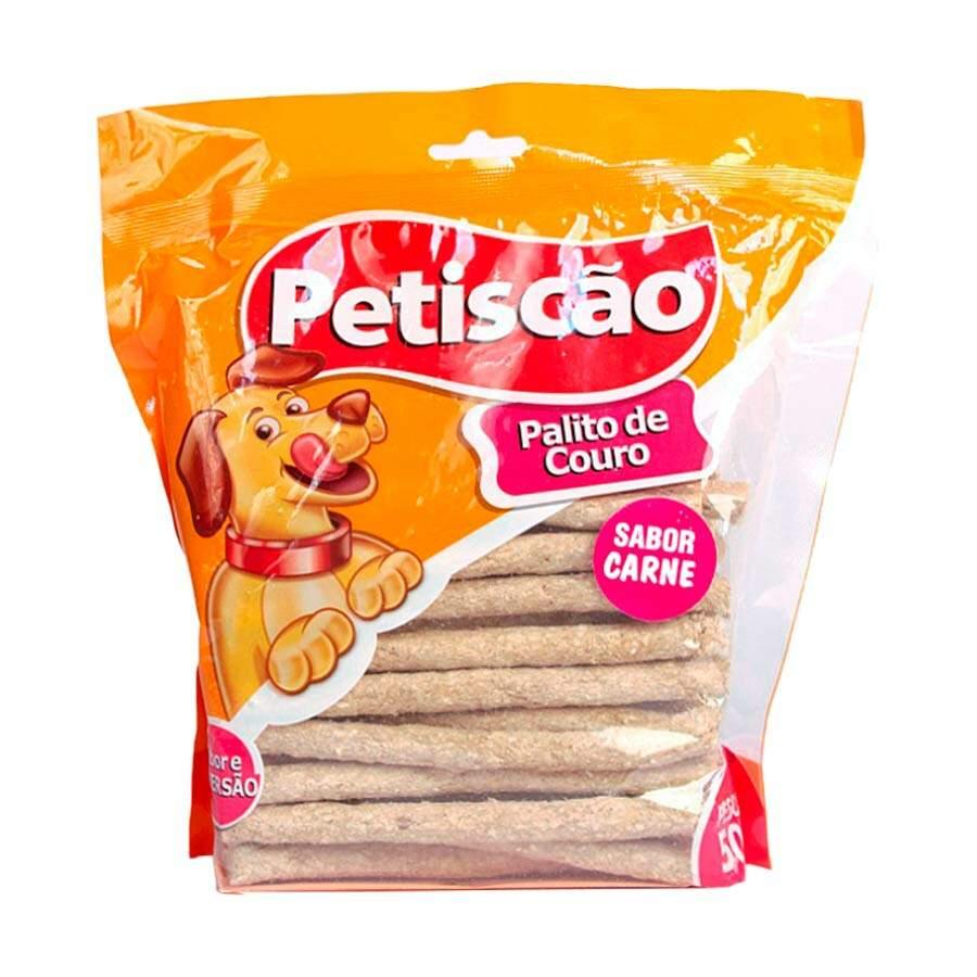 PETISCAO OSSO PALITO DE CARNE 500G