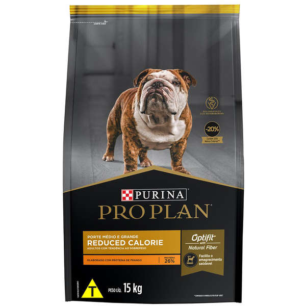 PROPLAN AD REDUCED CALORIES 15KG