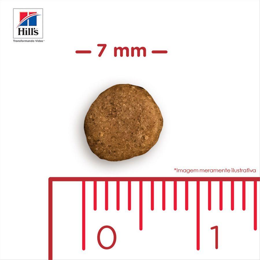 Ração Hills Science Diet Canino Adulto Raças Pequenas e Miniaturas 1kg