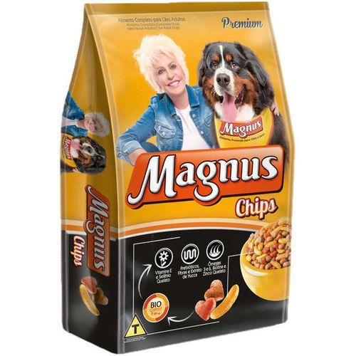 Ração Magnus Premium para Cães Adultos Carne 15kg