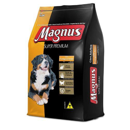 Ração Magnus Super Premium para Cães Adultos sabor Frango 15kg